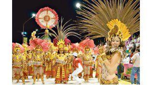 UNA FIESTA. Desde hoy habrá al menos seis carnavales en simultáneo en la provincia. Foto Facebook/ Probá  Gualeguay