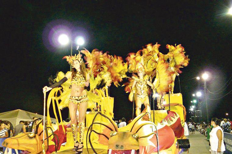 Facebook/ Carnaval de Concepción