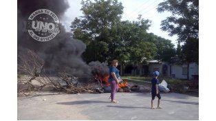 Barrio Cáritas: ¿Era necesario cortar la calle para tener repuestas?