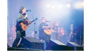 IDENTIDAD. Los del Gualeyán lograron llevar la música entrerriana a los escenarios del país.   Foto Gentileza/ Facebook Los del Gualeyán