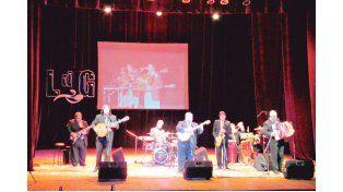 MARCA REGISTRADA. El 3 de Febrero desbordó en la presentación de su último disco.  Foto Gentileza/ Facebook Los del Gualeyán
