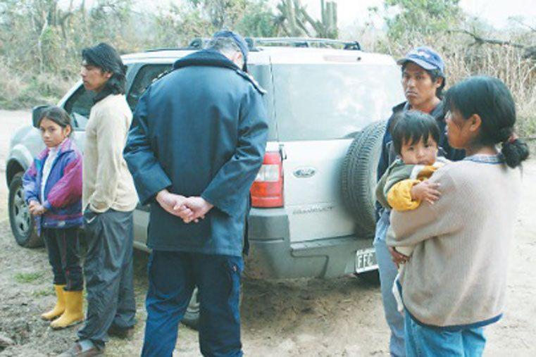 El boliviano, acusado de explotación laboral, se declaró inocente