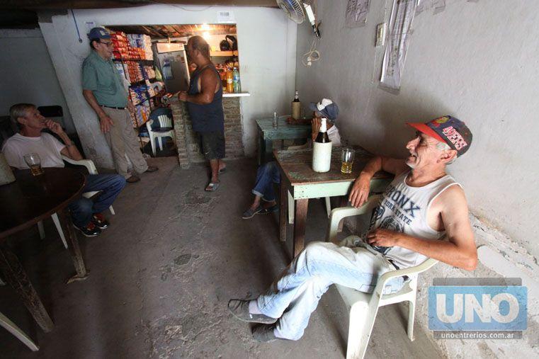 Resistir al tiempo. El bar tiene más de 40 años y es un ícono. Foto UNO/Juan Ignacio Pereira