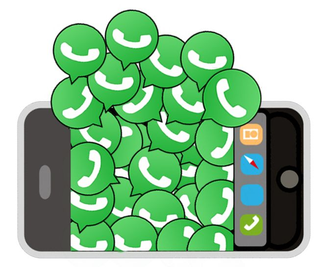 ¡Socorro! Estoy atrapado en los grupos de WhatsApp