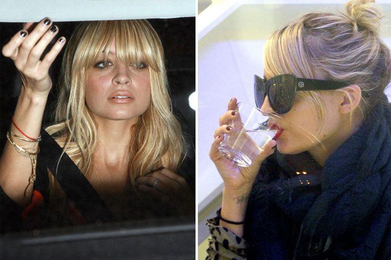 Nicole Richie (33): La actriz estadounidense ha sido otra de las celebs tocadas por la adicción al alcohol y a las drogas. Sin embargo