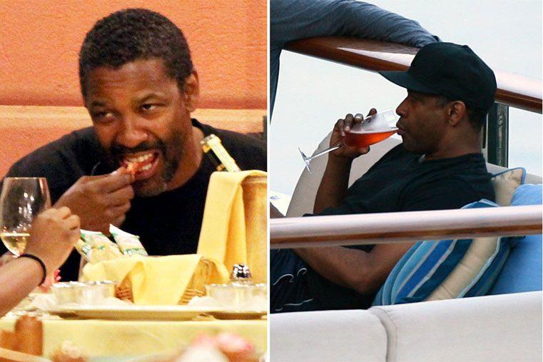 Denzel Washington (60): Aunque parecía mentira
