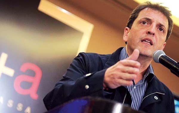 Massa pidió la renuncia de Timerman