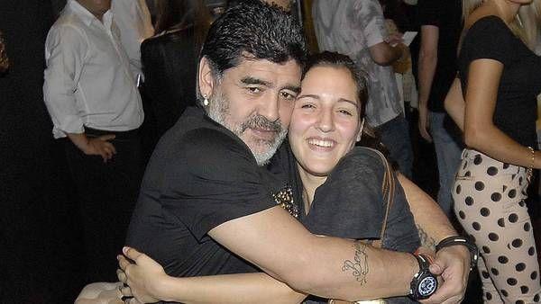 Jana Maradona contó cómo cambió su vida al encontrar a su padre