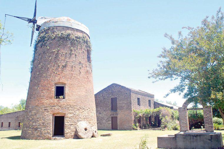 Molino Forclaz  en Colón
