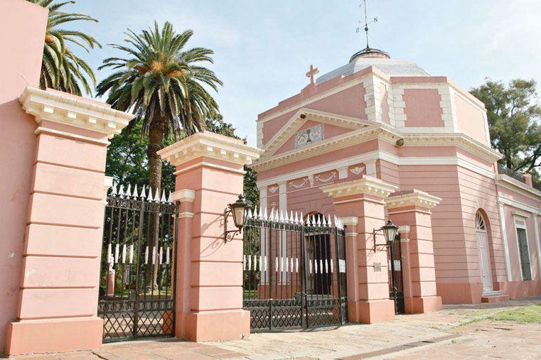 Palacio San José en Concepción del Uruguay