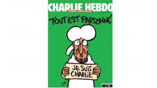 La edición especial de Charlie Hebdo se agotó apenas llegó a los quioscos