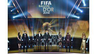 ... Y el Balón de Oro es para Cristiano Ronaldo