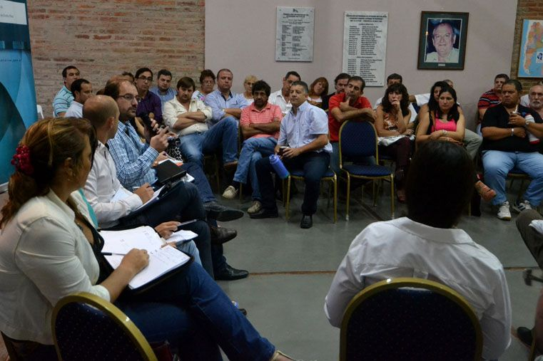 """Abordaje. El ministro Ramos instó a """"repensar las políticas"""" sanitarias."""
