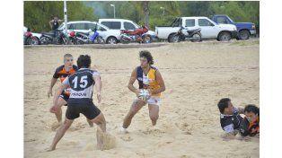 La actividad también contó con equipos de la rama Masculina.