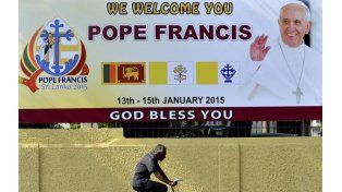 El Papa inicia mañana su segundo viaje al continente asiático