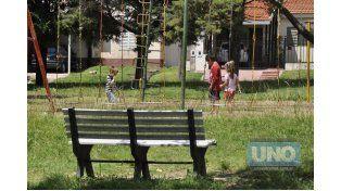 Barrio tranquilo. La mayoría se conoce desde hace décadas y comparte valores similares. Foto UNO/Mateo Oviedo