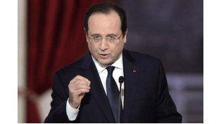 Hollande llama a la unidad nacional y convoca a todos los franceses a manifestarse el domingo