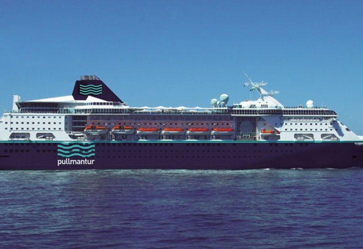 Cientos de argentinos varados en un crucero en Brasil
