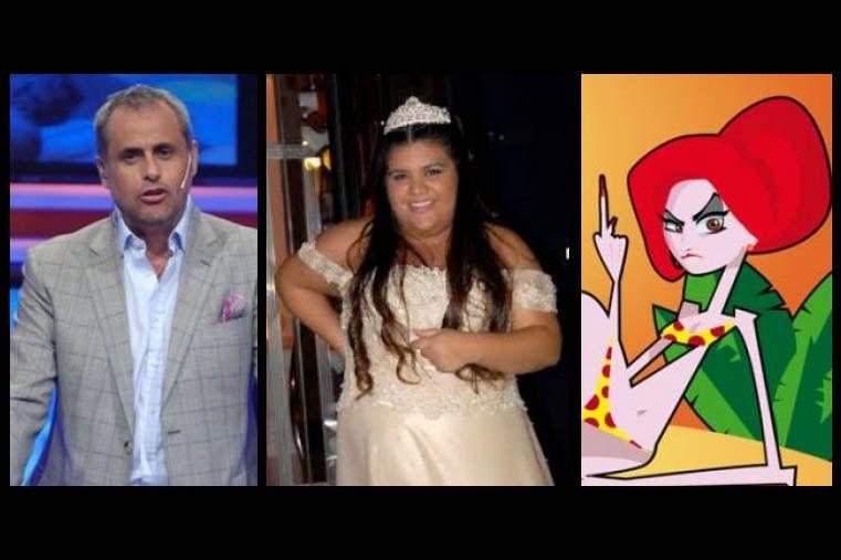 Rial defendió a su hija Morena de los ataques en las redes sociales
