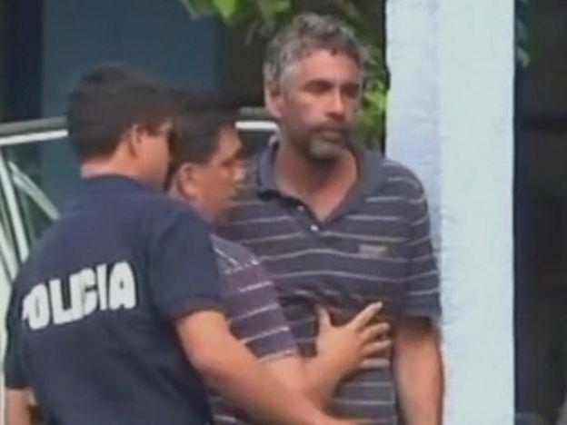 El Conejo confesó ante la policía haber matado a Lola Chomnalez