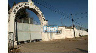 Cárcel de Paraná. Foto UNO/Archivo