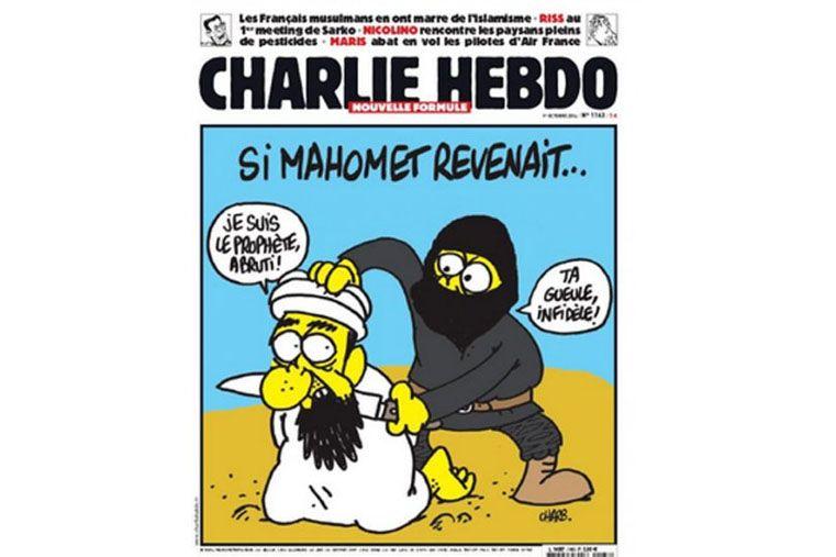 Las caricaturas más provocadoras de Charlie Hebdo, el semanario del atentado