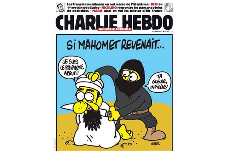 Si Mahoma regresara. ¡Yo soy el profeta