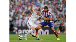 Mirá online: Atlético Madrid vs. Real Madrid, partidazo por la Copa del Rey