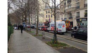 Así se vivió el ataque a la redacción de Charlie Hebdo