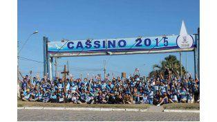 El epicentro de actividades se encuentra en Praia do Cassino.