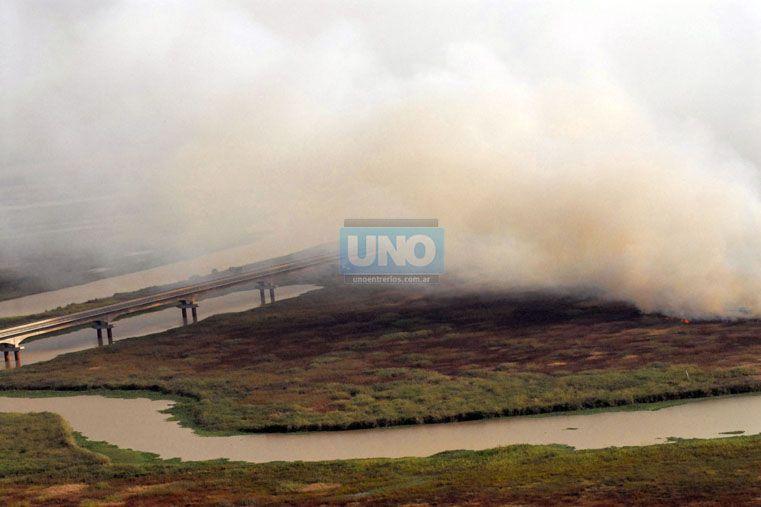 Causa por la quema de pastizales en las islas de Victoria: La SCJ falló en contra de la UNR