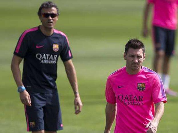 En medio de la crisis, Messi le hizo un guiño a otro equipo