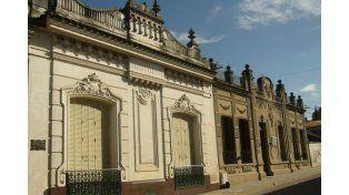 Patrimonio. Hay un centenar de edificios del 1800.