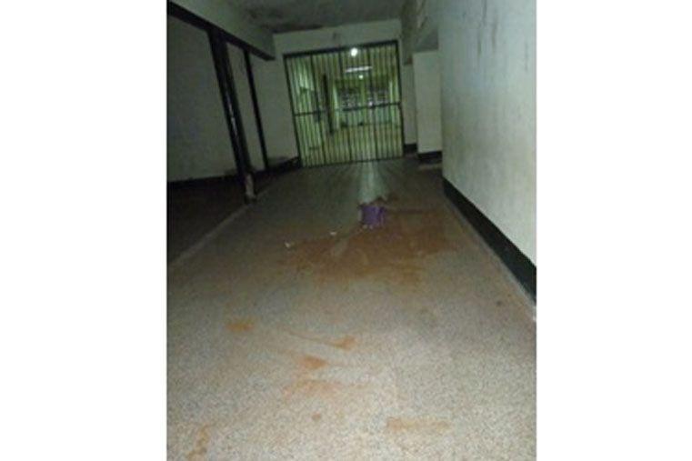 Niños vándalos entraron a una escuela y causaron destrozos