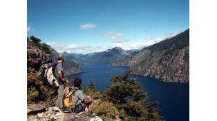 Rescataron a cuatro turistas que estaban desaparecidos en Bariloche