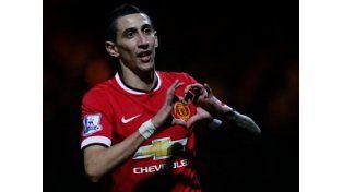 Golazo de Angelito en la victoria del Manchester