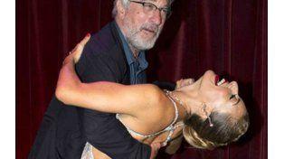 Robert De Niro, festejos y tangos