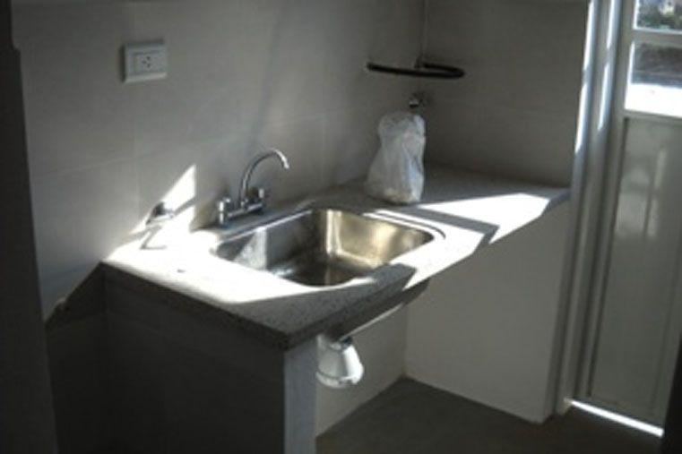 Sustrajeron muebles de cocina en viviendas sin terminar del IAPV. (Foto Ilustrativa)