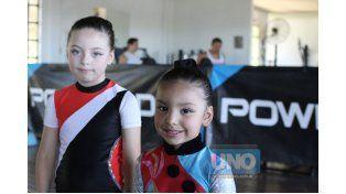 romesas. En el Grupo Gap reciben niños y niñas desde los 4 años. Son muchos los pequeños que eligen este deporte.  (Foto UNO/Juan Ignacio Pereira)