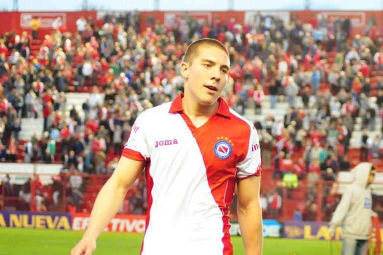 Mariano Guerreiro viene de ascender a Primera División con Argentinos Juniors.