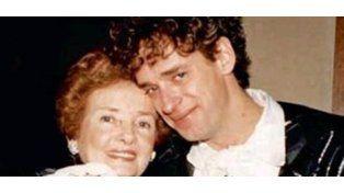 La mamá de Cerati recordó a su hijo: Tuvimos cuatro años de manos agarradas, me queda eso