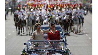 Dilma prometió un ajuste fiscal sin costo social y erradicar la corrupción