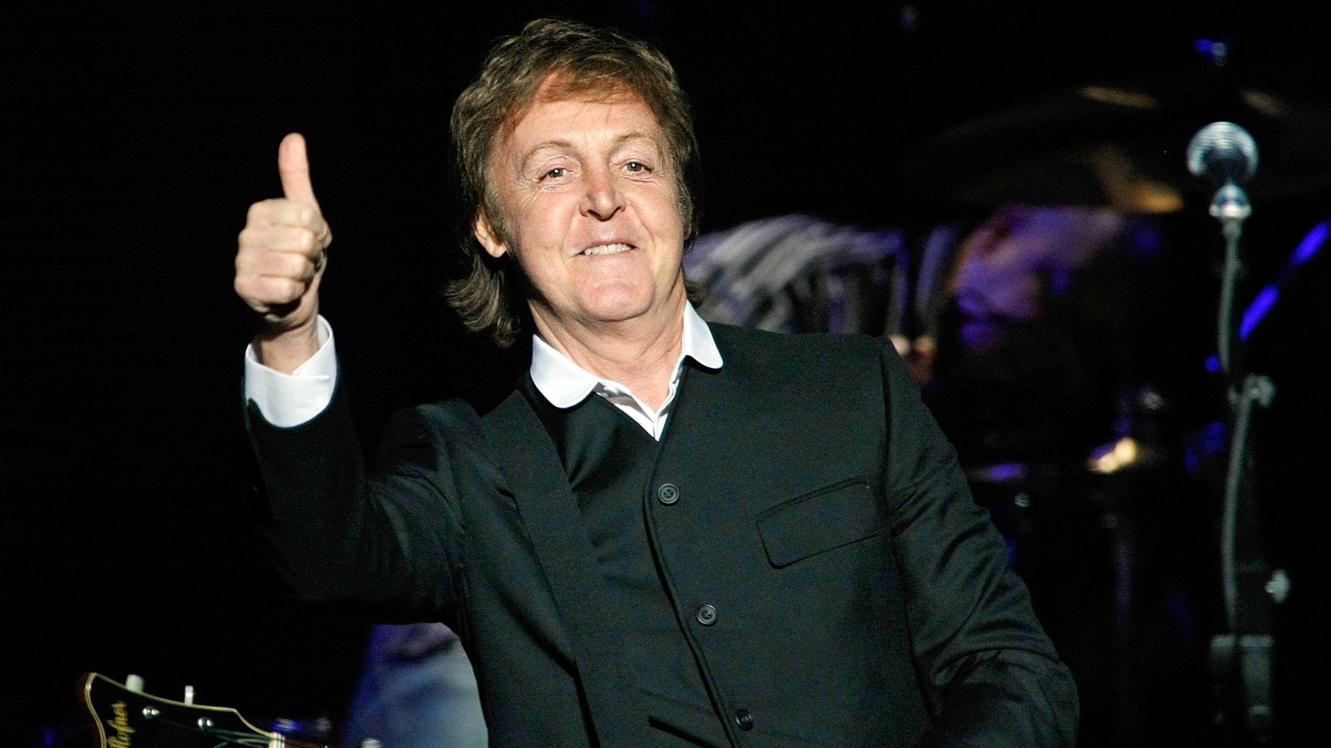 Mc Cartney: Estudiar a los Beatles me parece ridículo porque nosotros no estudiamos nada