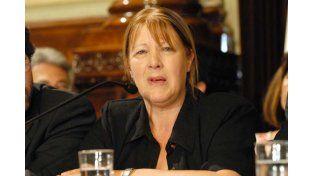 Stolbizer objetó que el Gobierno piense en una baja de la edad de imputabilidad