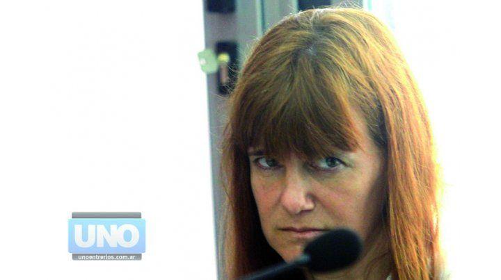Cuenta regresiva. Rivas no estará toda la vida presa en la cárcel femenina. Foto UNO/Juan Ignacio Pereira
