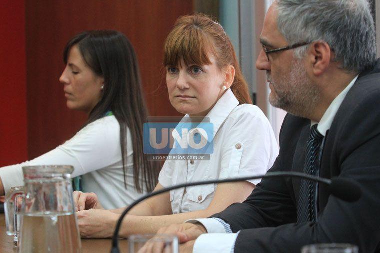 Liliana Rivas. Foto UNO/Juan Ignacio Pereira