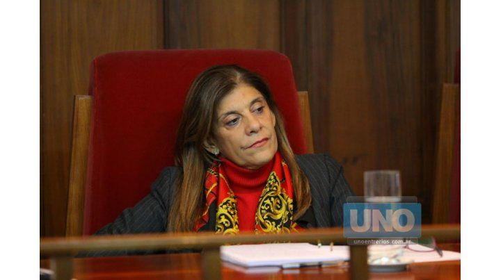 Claudia Mizawak. Foto UNO/Juan Ignacio Pereira