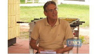 Juan Vilar. Foto UNO/Archivo