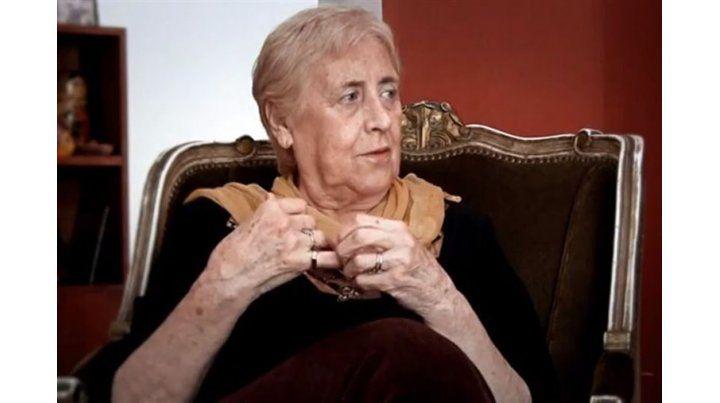 Stella Calloni será Embajadora Cultural Entrerriana
