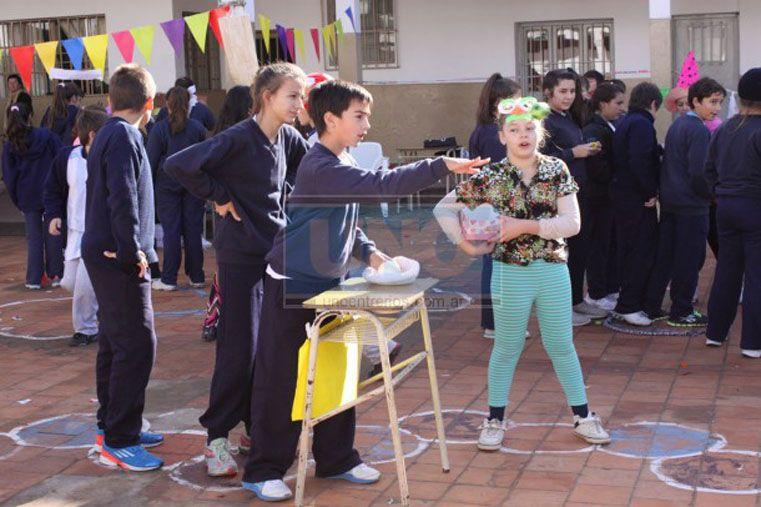 Celebraron El Dia Mundial Del Juego Con Una Kermes Solidaria